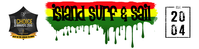 Island Surf and Sail BVI Watertoys est 2004
