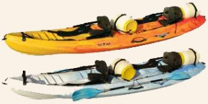 High Quality Kayaks for Rent in Tortola, BVI