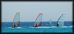 Windsurfing Rentals Tortola BVI