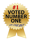 Voted 1st in the BVI