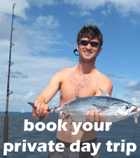 Fishing Day Trips BVI