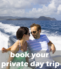 Powerboating Day Trips BVI